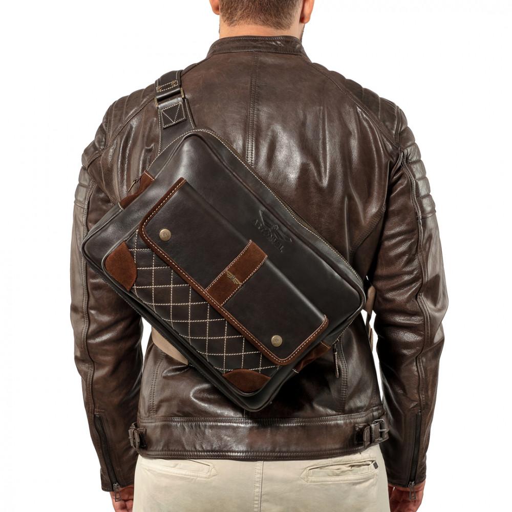 aviator shoulder bag